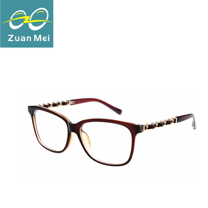 Glasses Frames New Girl : Aliexpress.com : Buy New Fashion optical reading ...