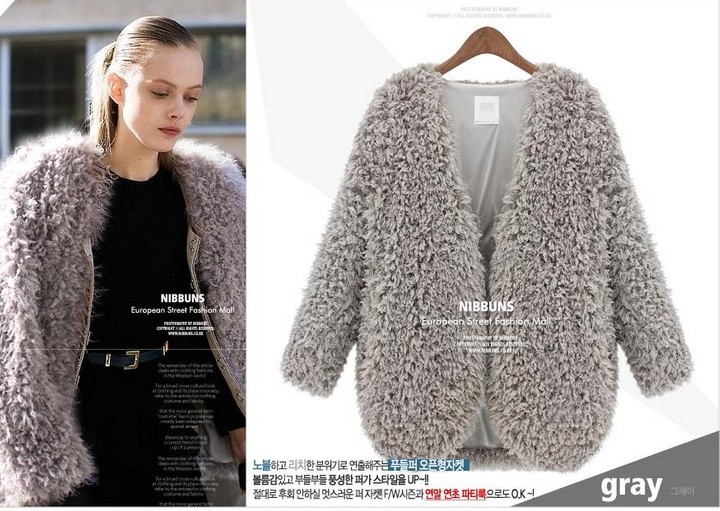 Spring hot sale ladies Batch shoulder lamb wool short coat fasion women Temperament cotton jacket Soft material female coat(China (Mainland))