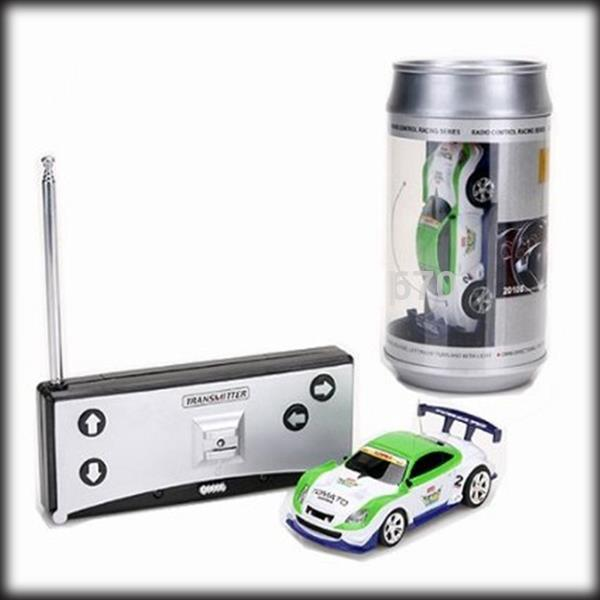 by dhl or ems 200 pieces Coke Can Mini Remote Control Car Racing RC Drift Car Baby Toy Electric Radio Controlled(China (Mainland))