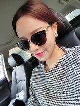 High Quality Men Sunglasses Women Fashion Arrow Metal Frame Decorated Sun Glasses Korean Brand lunette de soleil Accessories