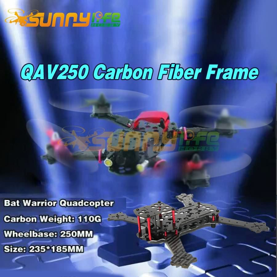 FEW-250 Quadcopter Mini Race Drone Full Carbon Frame Honeycomb Design Four-axis Frame Integrated PCB Board for FPV Photography<br><br>Aliexpress