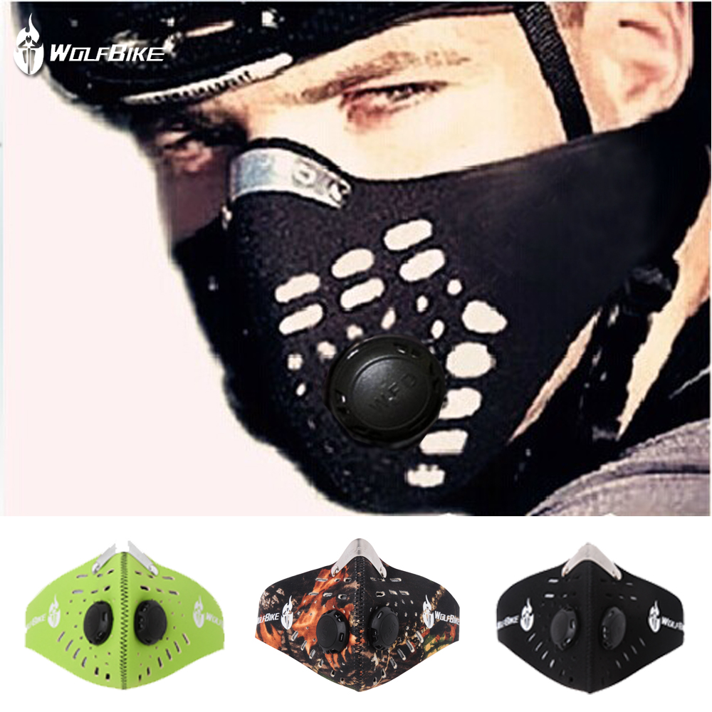 High Quality Outdoor Sports Mask & Winter Ski Mask & Warm Half Face Mask For Cycling Riding bicycle Mask Dust Protecting(China (Mainland))