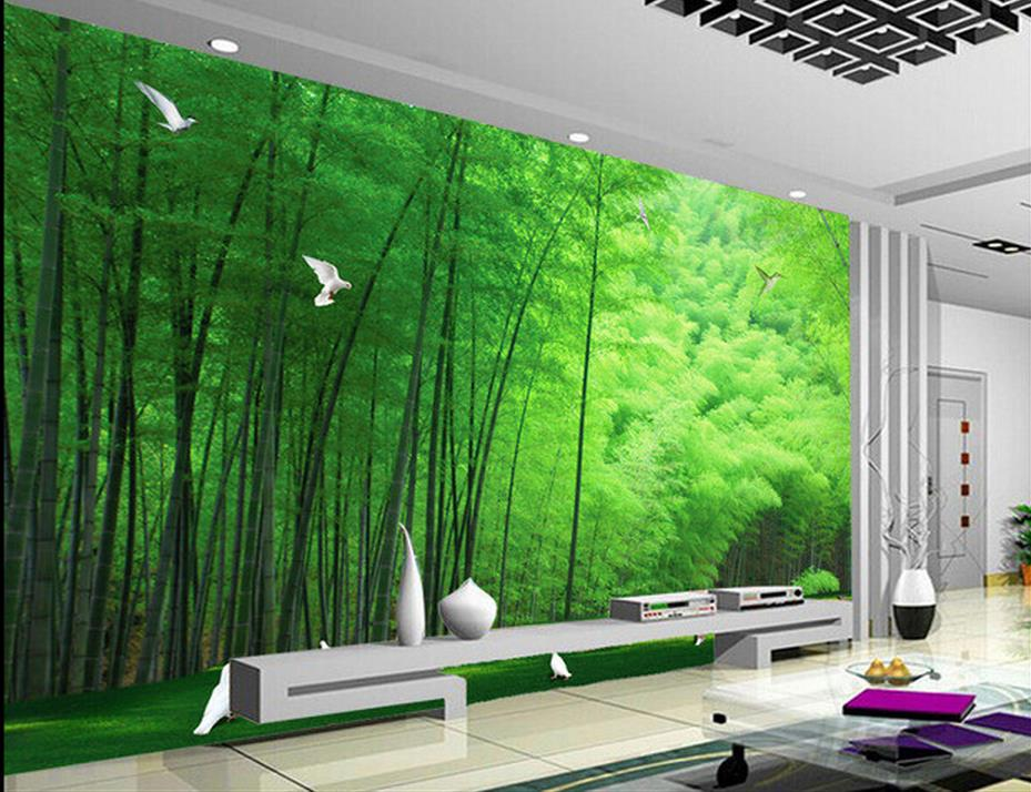 Jungle Wallpaper  Stunning Rainforest Wall Murals