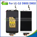 LCD Screen Replacement Spare Parts For LG G2 D800 D802 D805 F320 LCD Touch Display Digitizer
