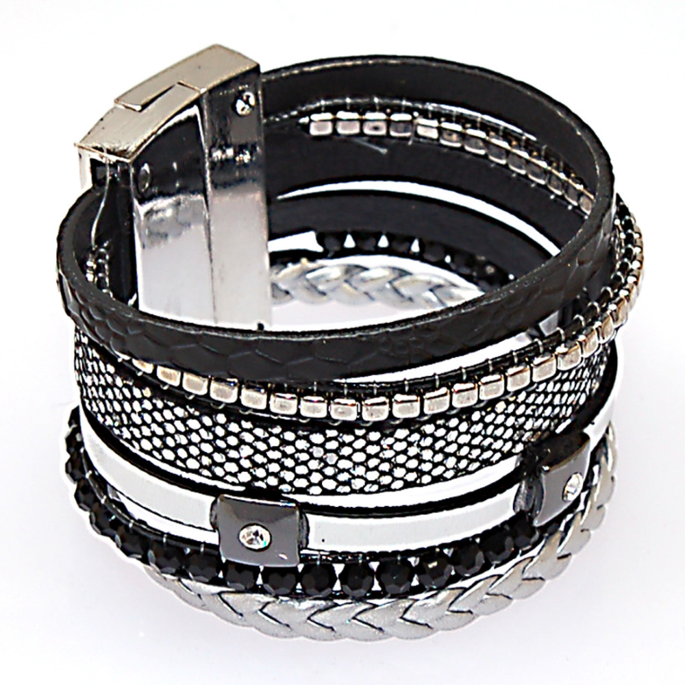 magnetic bracelets brazilian style wide wrap bracelets. Black Bedroom Furniture Sets. Home Design Ideas
