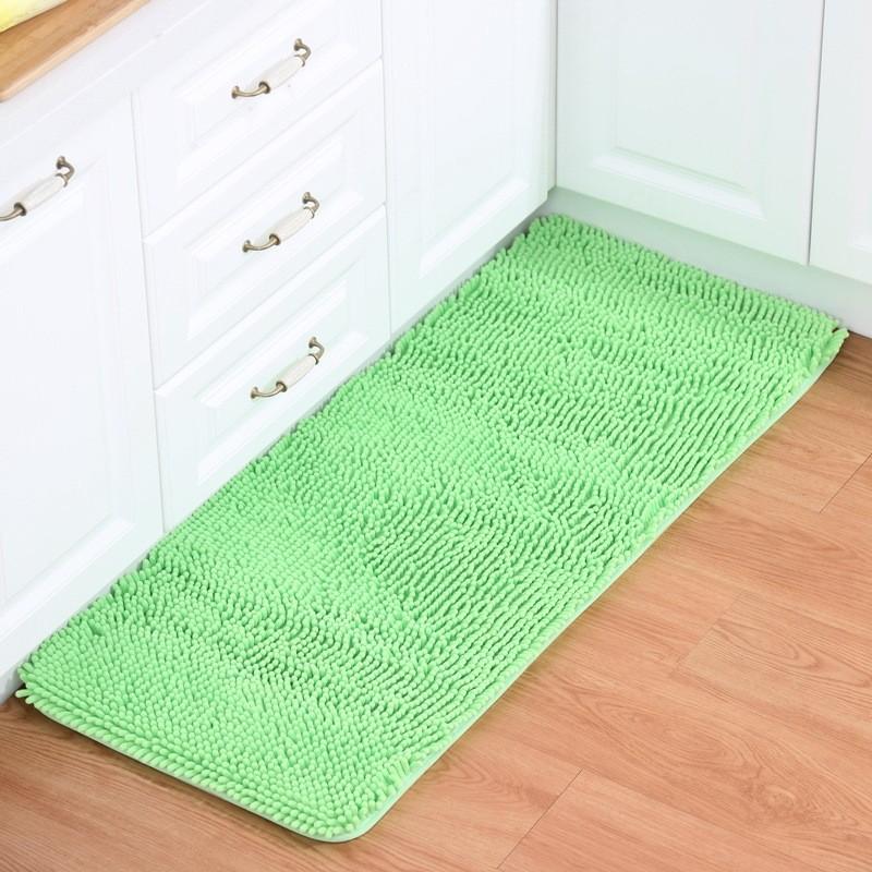 Chenille Carpet High Quality Bathroom Carpet Kitchen Room