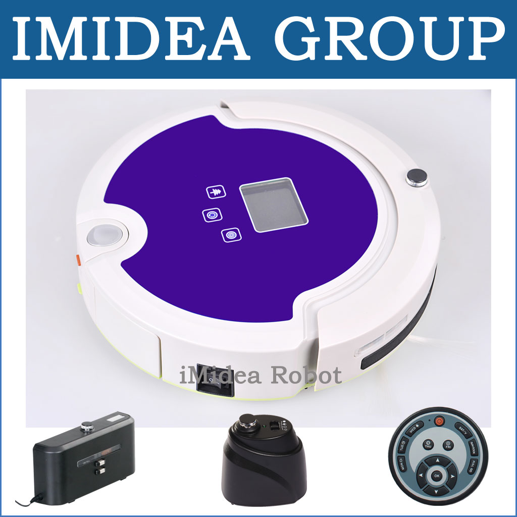 Free EMS to Ukraine, Intelligent Vacuum Cleaner for floor, Sterilize, auto charging, virtual wall, Avoid Falling Down & Bumping(China (Mainland))