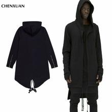 Buy CHENXUAN Hoodies Men/women Hooded Cloak Plus Long Shawl Double Coat-Coat Assassins Creed Jacket Streetwear Oversize for $29.20 in AliExpress store