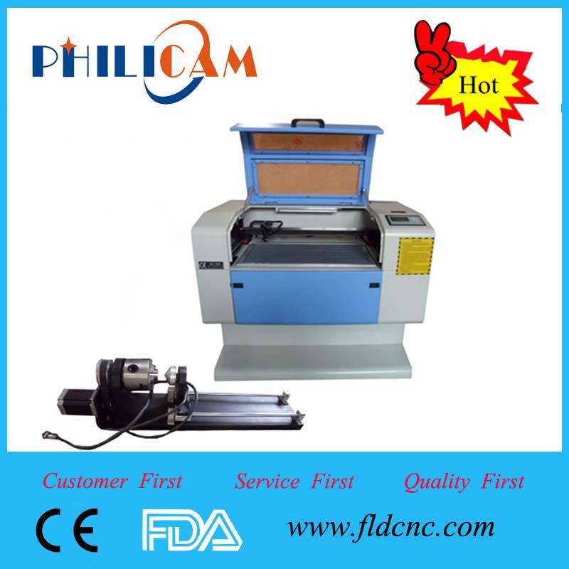 2013 Hot sale, high quality and cheap Jinan Lifan PHILICAM FLDJ6040 cnc laser machine sealed co2 laser tube(China (Mainland))