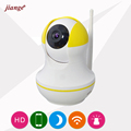 jiange Factory Price 720P Mini Wireless IP Camera Quick Easy Setup QR CODE Scan Connect Wifi