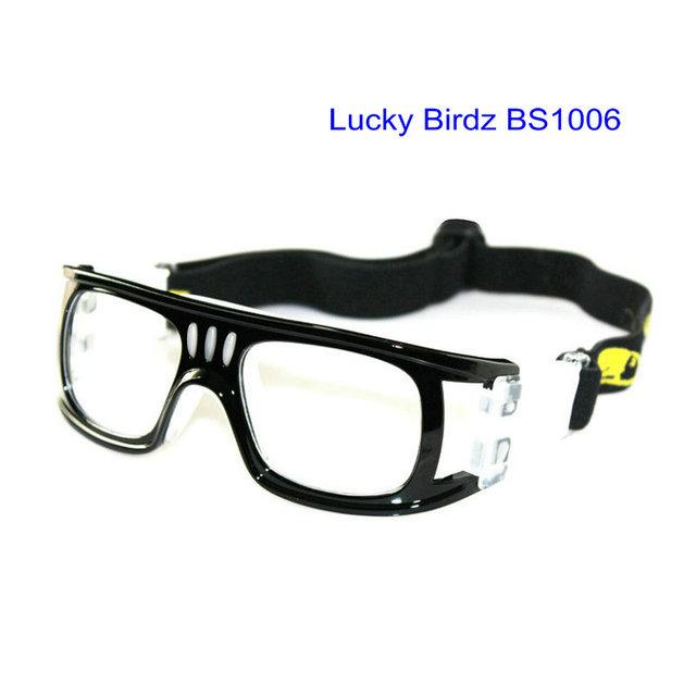 adult black clear Basketball Glasses Prescription football dribbling Goggles RX oculos baloncesto lentes oculos gafas deportes