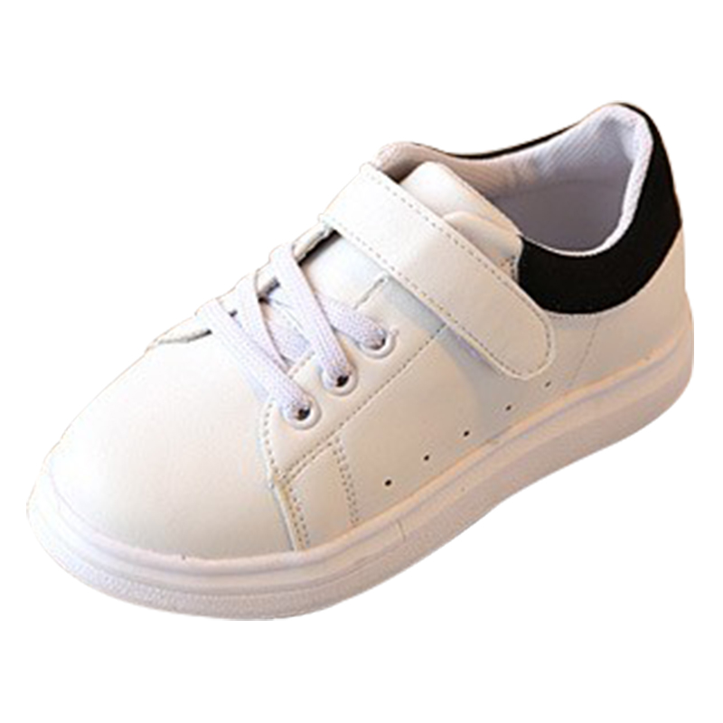 2016 new children s shoes casual shoes sport shoes white