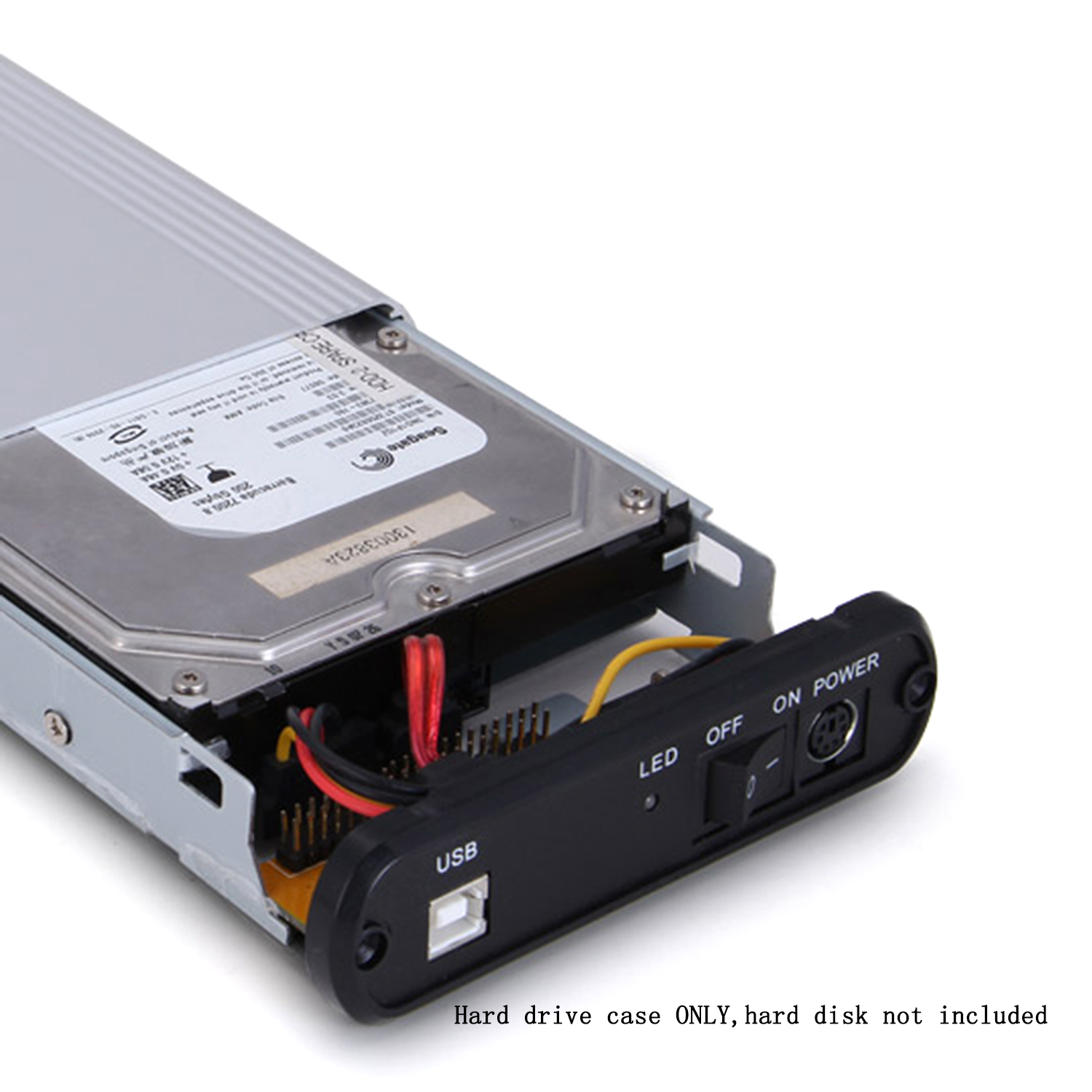 Usb 2.0 3.5 Inch Sata Hard Drive Enclosure
