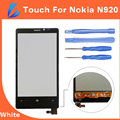 LL TRADER 100 Guarantee Hot Sell Black Front Outer Glass For Nokia Lumia N920 920 Touch