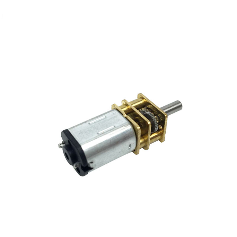 12ga dc 6v 300rpm miniature electric reduction gear motor for Electric motor with gear reduction