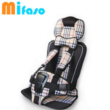 Kids Car Protection 0-4 Years Old Baby Car Seat,Portable and Comfortable Infant Safety Seat,Practical Baby Cushion(China (Mainland))