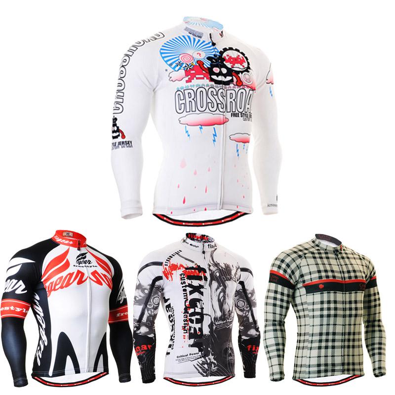 Male Rashguard Zipper Tight Skin Compression Shirt Mens Long Sleeves Full 3D Prints Sport Jerseys Training Tops Wear - LANWIND Store store