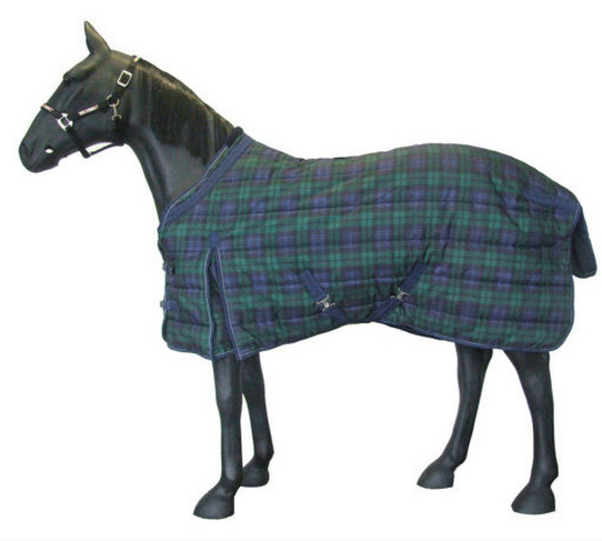 Winter Outdoor Horse Racing Clothing Thicken Warm Cotton Horse Rugs Wind-Proof Detachable Horse Harness(China (Mainland))