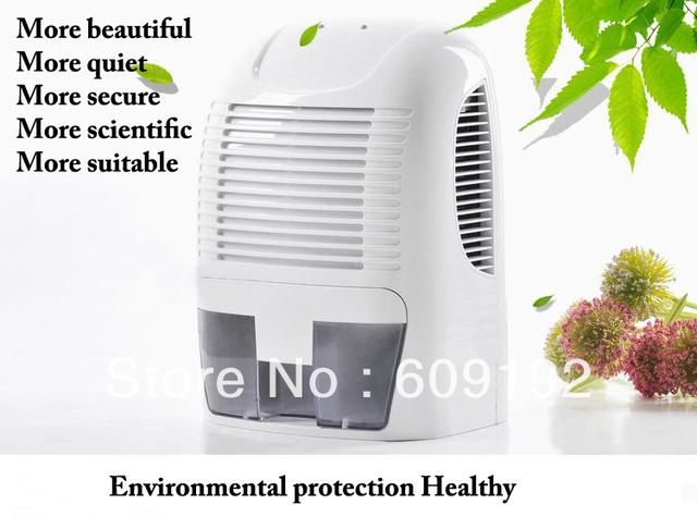 100-240V 700-850ML per Day home dehumidifier,household dehumidier with negative ion purifying deodorizing sterilizing