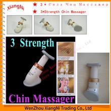 Portable Neckline Slimmer Neck Exerciser Chin Massager/ 2013 best sale chin massager