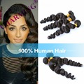 Charming 8a Grade Virgin Unprocessed Human Hair Brazilian Virgin Hair Loose Wave 4 Bundles Cheap Human