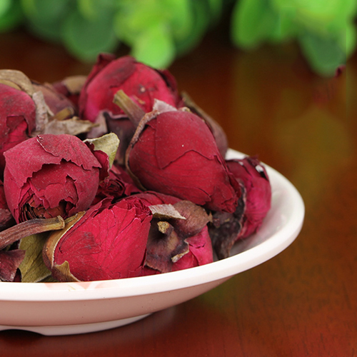 500g Organic Rose Bud Chinese Natural Health Beauty Anti Aging Fresh Loose Blooming Flower Tea Ball Flowering Free Shipping <br><br>Aliexpress
