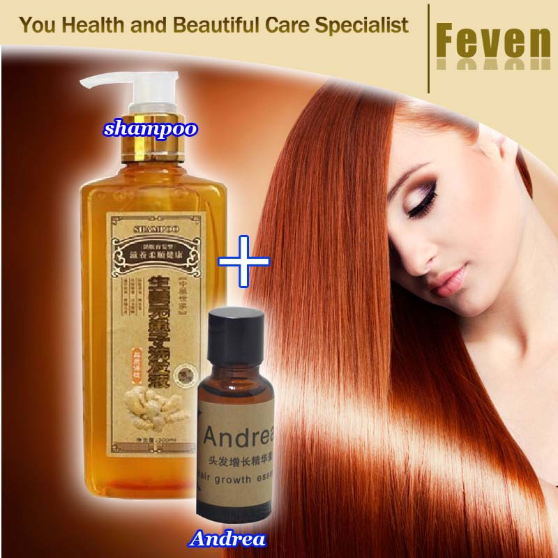 Ginger Professional Hair Shampoo And Conditioner 300ml