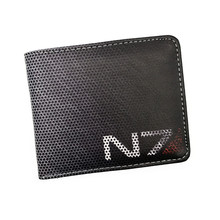 Buy Free Game Wallet Game Mass Effect/ Call Duty/ Skyrim Cool Coin Purse Young Boy Girl Leather Short Money Bag for $4.45 in AliExpress store