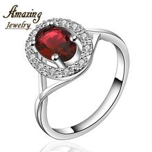 R644-A  Silver plated new design finger ring for lady