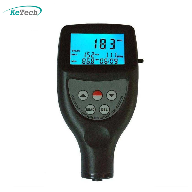 CM-8855FN Portable Digital Paint Thickness Gauge(China (Mainland))