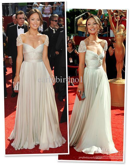 2013 Sexy Vanessa Princess Sweetheart Beading Cap Sleeve Evening Dress Gossip Girl Celebrity Dresses