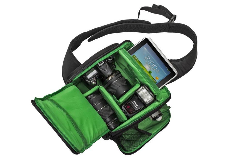 Smart Digital Camera SLR Camera Bag E-HCS-SPR Waterproof Travel DSLR Camera Bag for Video Camera(China (Mainland))