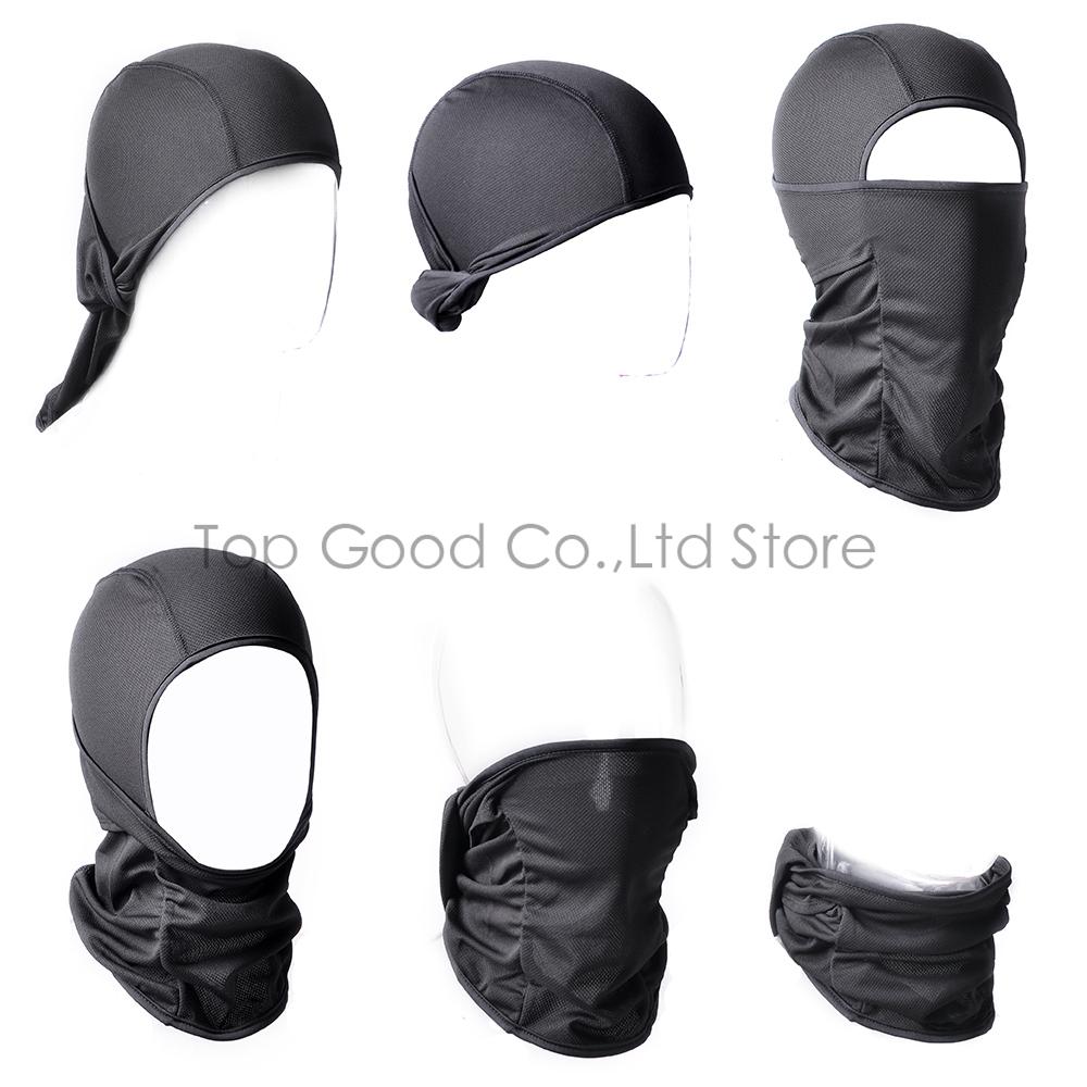 Motorcycle Helmet Compartment Face Mask for Men Ski Bike Motorcycle Helmet Beanies Masked cap Windproof Keep warm