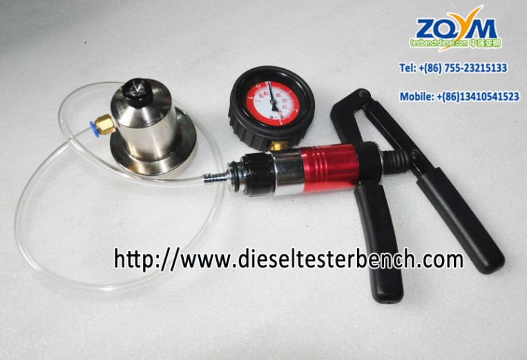 Fuel Injector test tool for diesel truck Valve Assembly Tightness tester common rail injector tool(China (Mainland))