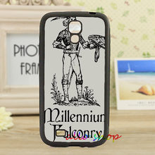 Millennium Falconry cell phone case cover for Samsung galaxy S3 S4 S5 S6 S7 Note 2 Note 3 Note 4 Z361(China (Mainland))