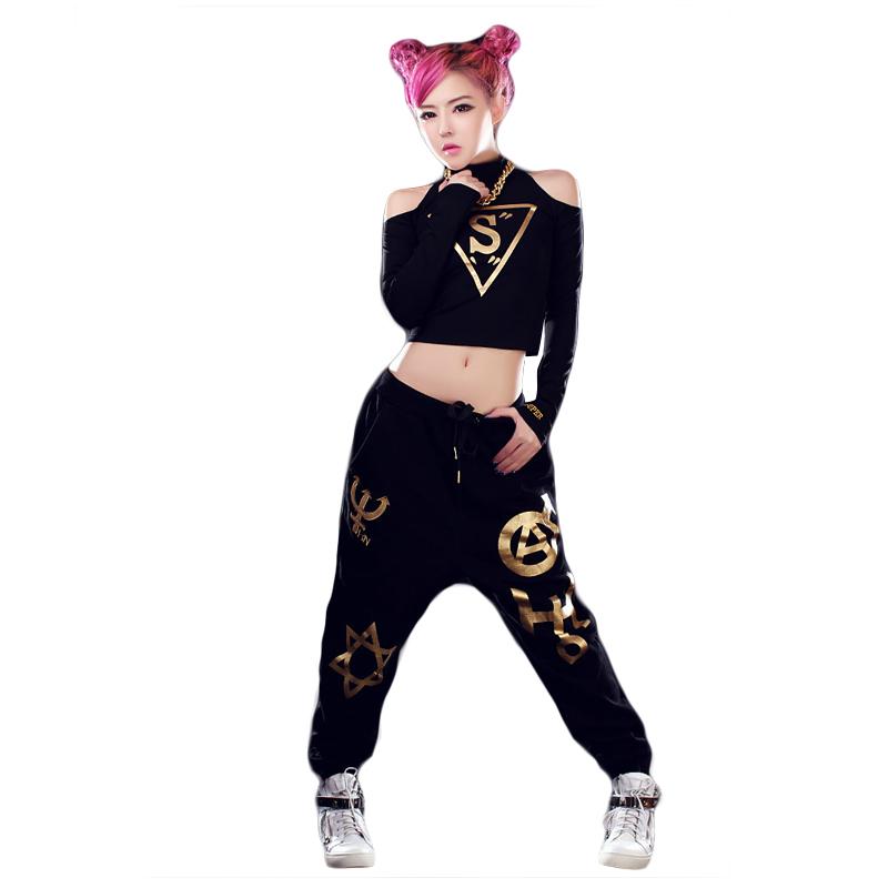 2015 new jazz dance costumes blouse ds dance clothing hip. Black Bedroom Furniture Sets. Home Design Ideas