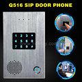 Fully Waterproof IP Door Bell Voip Door Phone Intercom RFID Card Access Control System NiteRay Q516