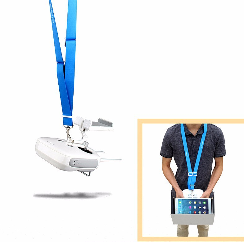 DJI phantom 3 Inspire 1 remote control with a special lanyard strap aerial drone aircraft accessories