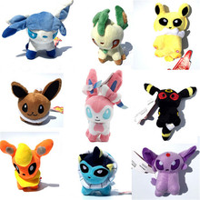 9 Multi Styles Hot Pokemon Figures Plush Anime Action Figure Go Kids Toys Super Master Brinquedos Juguetes - Yiwu Sales Union Group store