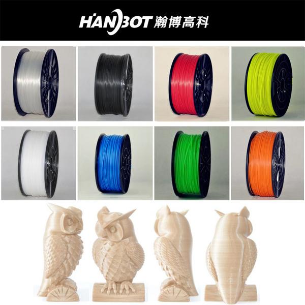 3d printer abs pla filaments factory,FCL sale,16rolls/PCS,low price