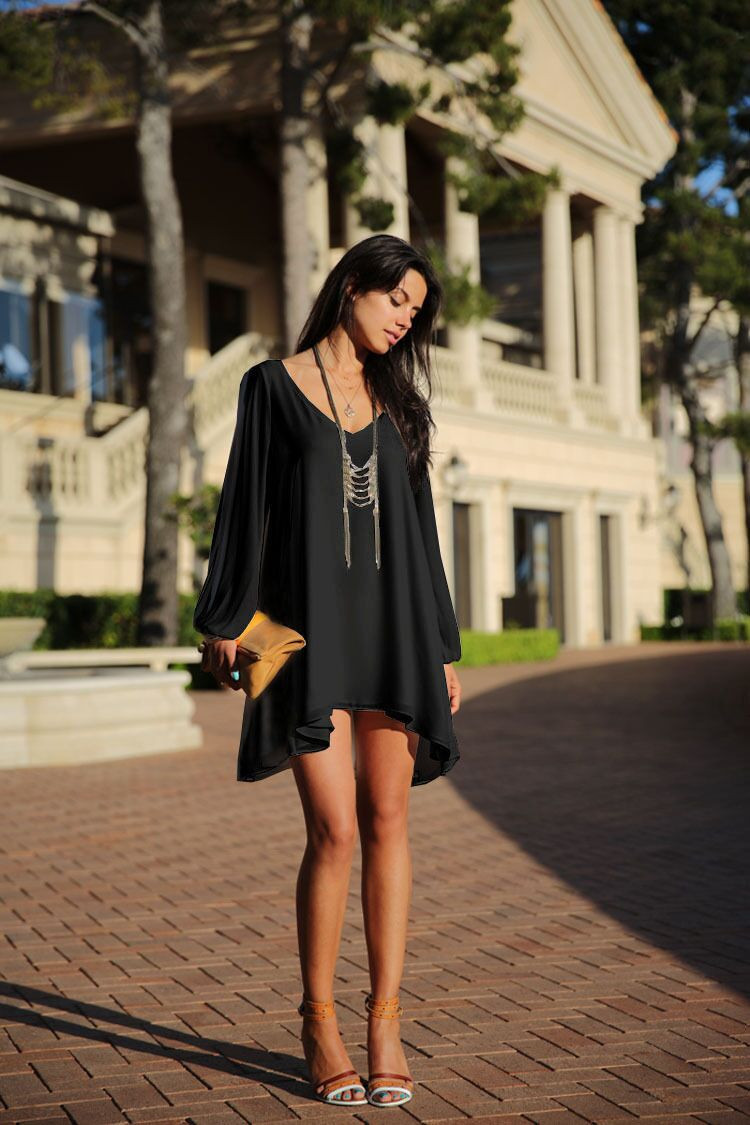 Платье женское 2015 летние платья vestido де Феста мода случайные шифон сексуальная короткое платье плюс размер