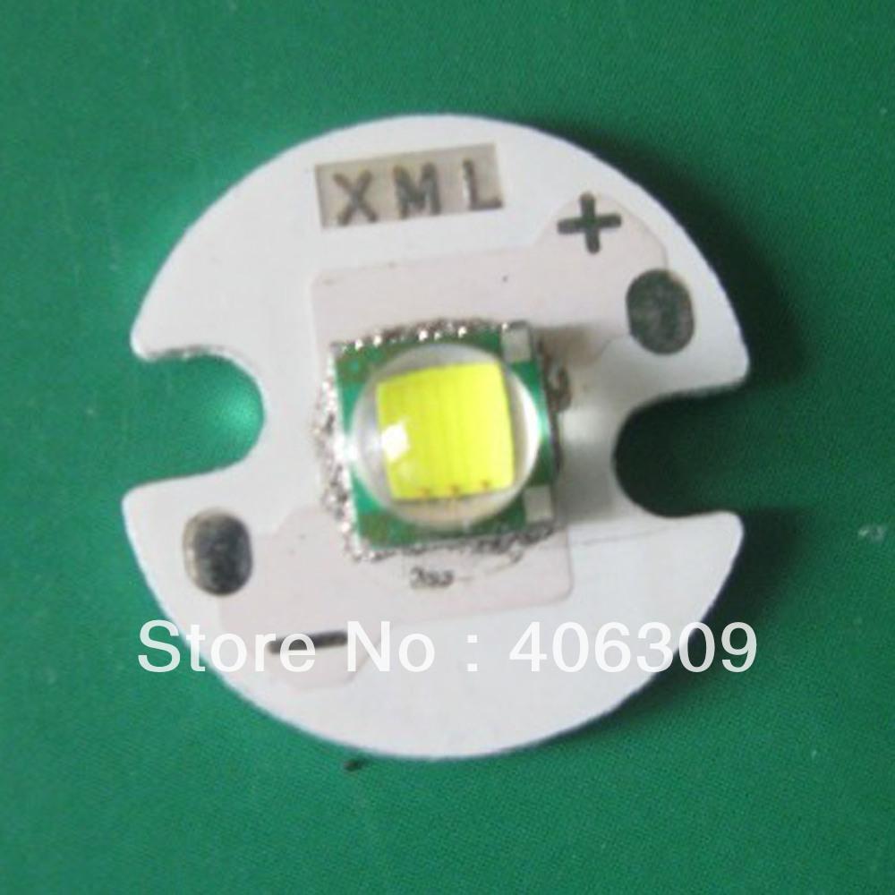 Светодиод 2 CREE xm/l U3 1A 16 Cree XM-L U3 налобный фонарь fenix hp30r cree xm l2 xp g2 r5 черный