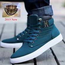 1Pair Spring Autumn Shoes Warm Men Shoes Tenis Masculino Male Men's Comfortable Casual Shoes Canvas Botas 871485(China (Mainland))