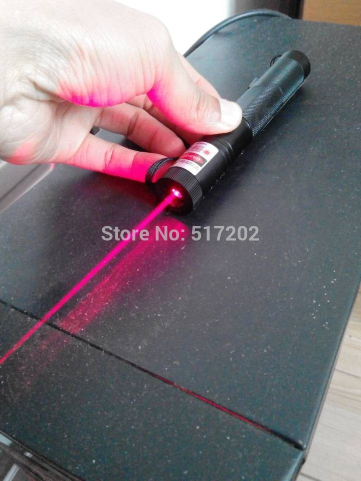 Top Best Hot20000mw Red Laser Pointer Pen 20000MW 303 adjustable focus burn match light cigarettes free shipping