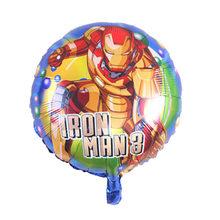 1 Pc 32 Estilos De Ar Hélio Ballon Feliz Aniversário Mario Brinquedos As Crianças Presentes brinquedo de COCO Decoração Pocoyo balões balão de Festa(China)