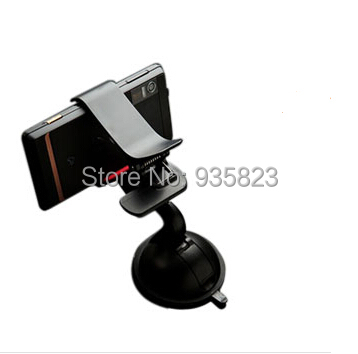 Car Windshield Stand Mount Holder Bracket mobile phone/GPS/MP4 Rotating 360 Degree phone holder - Shen zhen Jie Feng Technology Co., LTD store