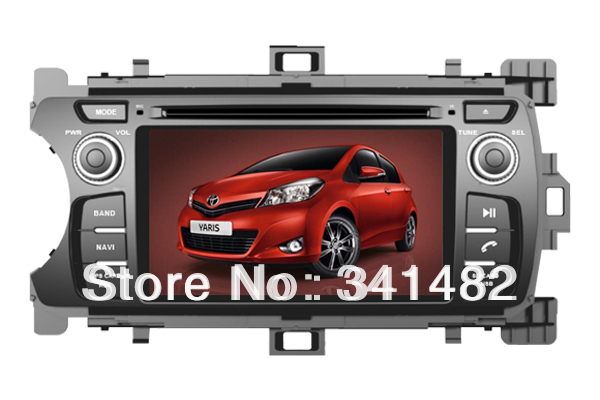 Android CAR DVD PLAYER WITH GPS FOR TOYOTA YARIS 2011-2012 Navigation Radio Bluetooth TV Free Maps - Shenzhen TomTop E-commerce Technology Co., Ltd. store