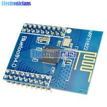 Бесплатная Доставка CORE51822 NRF51822 BLE4.0 Bluetooth 2.4 ГГц Беспроводной Модуль Связи Доска РФ Контроллер 2-3.6 В(China (Mainland))
