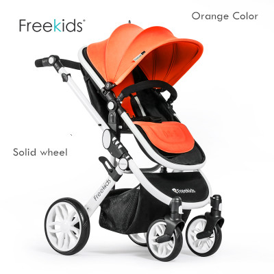 Original Two Way Push Ultra Light Freekids Baby Stroller 4 Colors 5 free Gifts Car - King Home store