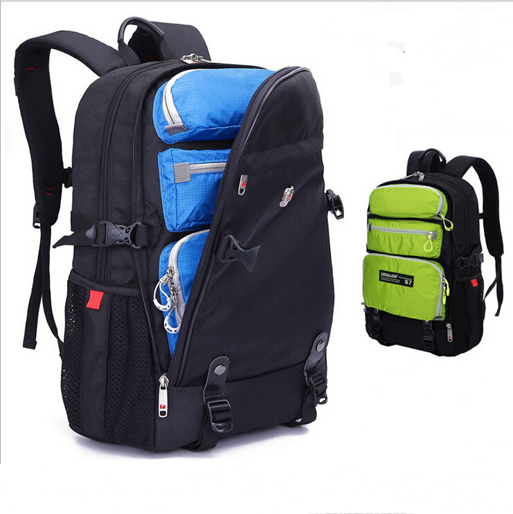 2015 Fashion Multifunctional Outdoor sport backpack Brand Professionals Camping/Hiking bag laptop backpack Breathable waterproof<br><br>Aliexpress